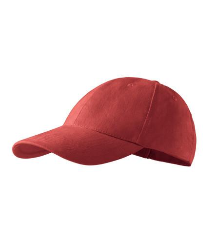 Кепка шестиклинка ADLER 6P цвет бордовый (13)