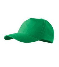 Кепка пятиклинка ADLER 5P цвет зеленый (16)