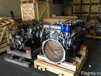 Двигатель КамАЗ 740 в сборе без стартера (пр-во КамАЗ)
