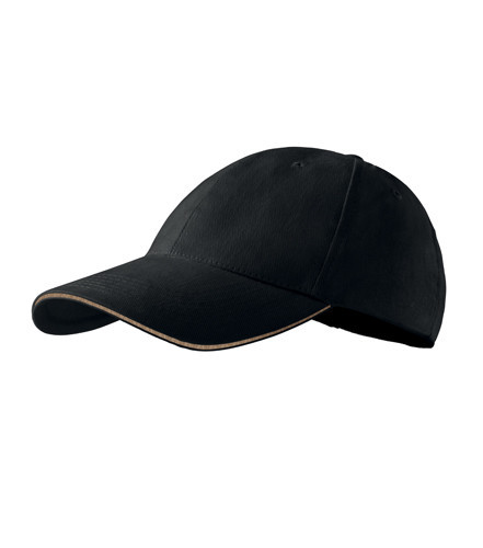 Кепка ADLER Sandwich цвет черный (01)