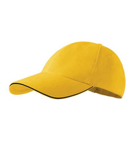 Кепка ADLER Sandwich цвет желтый (04)