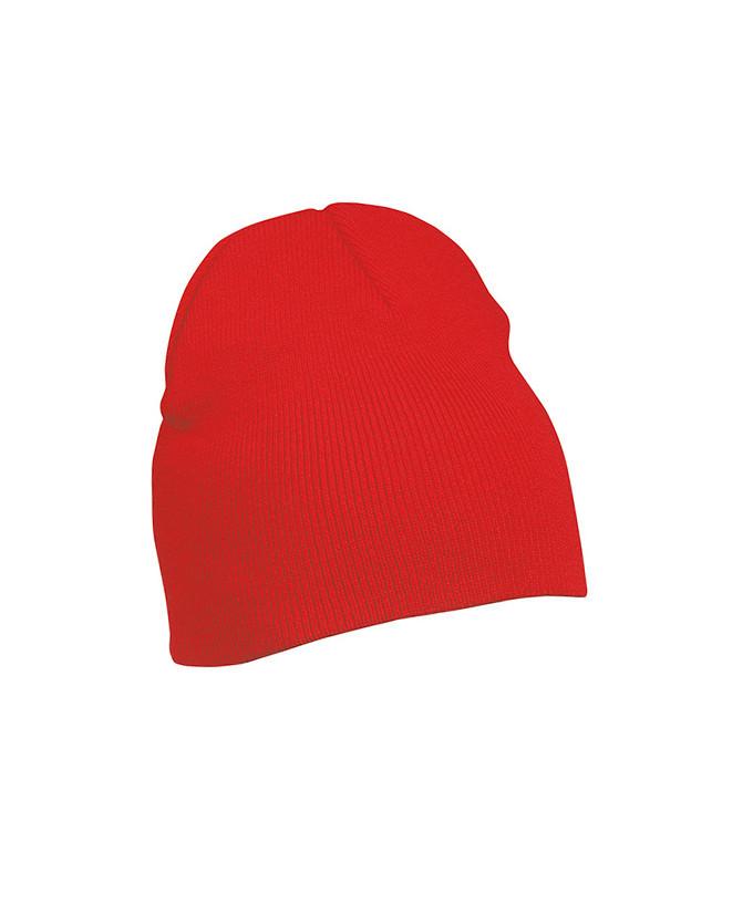 Шапка унисекс BerryTex цвет красный (RD)