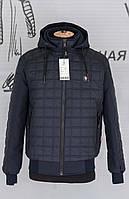 Мужская короткая куртка осень весна 48-56 размер