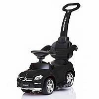 Каталка-толокар для детей 3в1 Mercedes