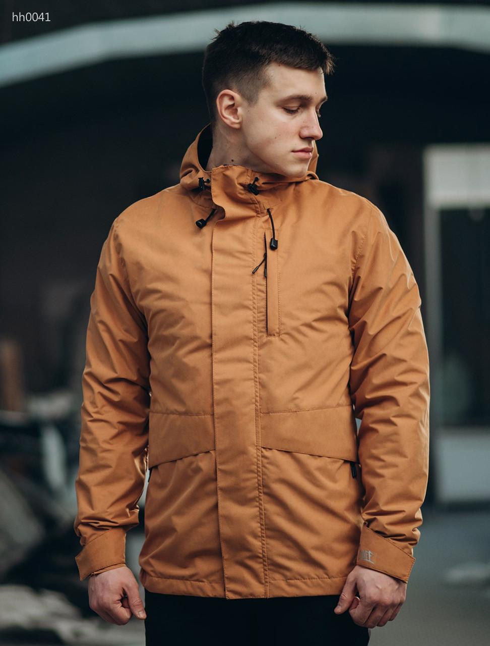 Весенне-осенняя куртка Staff - Blown beige Art. hh0041  заказ eb96a41468119
