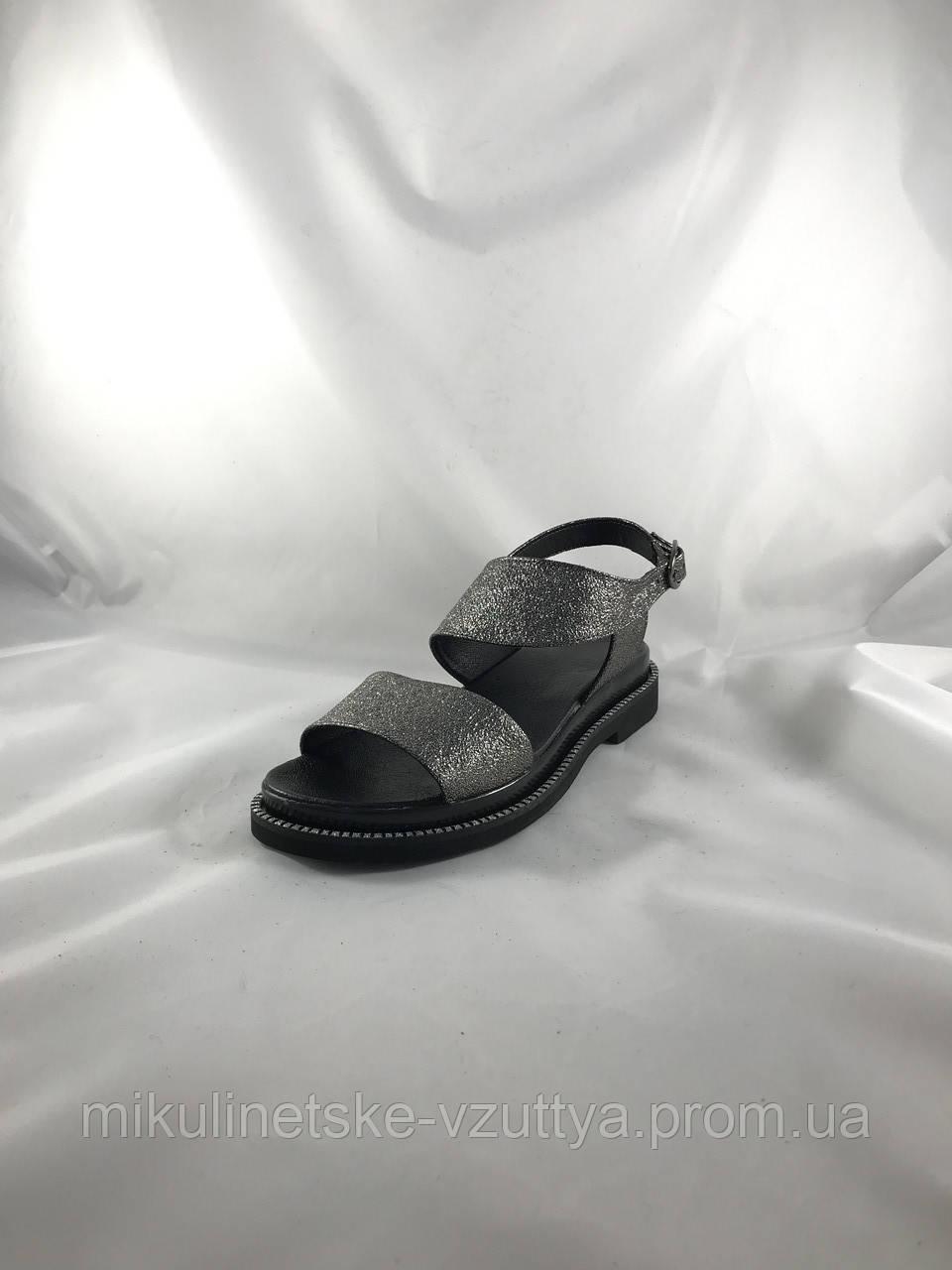 Сандалі літні жіночі - Микулинецьке взуття