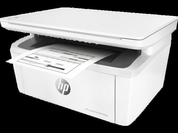 МФУ HP LaserJet Pro M28a .