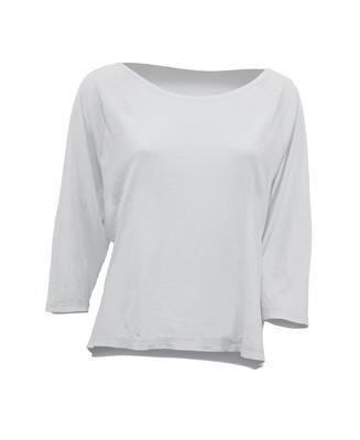 Женская футболка JHK MALDIVAS цвет белый (WH)