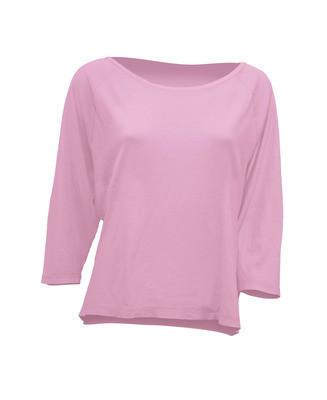 Женская футболка JHK MALDIVAS цвет розовый неон (PKN)