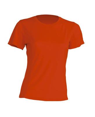 Женская футболка JHK SPORTLADY цвет оранжевый (ORF)