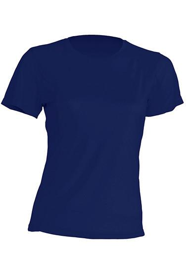 Женская футболка JHK SPORTLADY цвет темно-синий (NY)