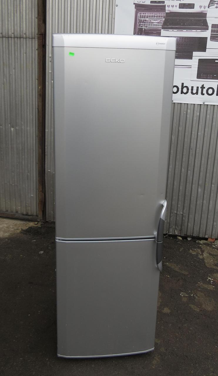 Холодильник BEKO CSA34023S (Код:1723) Состояние: Б/У