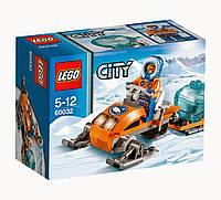 Арктический снегоход 60032 Lego City