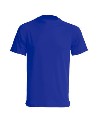 Мужская футболка JHK SPORT T-SHIRT цвет синий (RB)