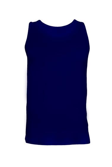 Мужская майка JHK URBAN STRAP цвет темно-синий (NY)