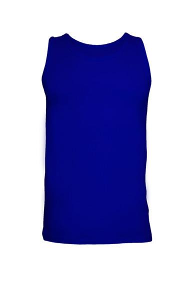 Мужская майка JHK URBAN STRAP цвет синий (RB)