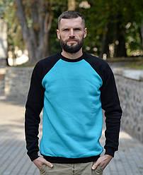 Реглан унисекс STYLE (Україна), цвет бирюзовый (TU)