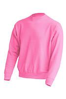 Толстовка унисекс JHK SWRA 290, цвет розовый (PK)