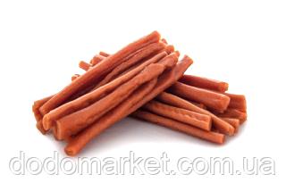 Мягкая палочка из курицы лакомство для собак Smaczaki 500 гр