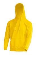 Мужская толстовка с капюшоном JHK SWRA KNG, цвет желтый (SY)
