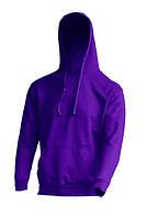 Мужская толстовка с капюшоном JHK SWRA KNG, цвет фиолетовый (PU)