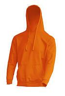 Мужская толстовка с капюшоном JHK SWRA KNG, цвет оранжевый (OR)