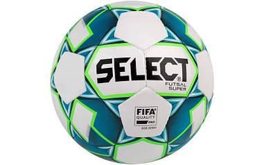 М'яч футзальний №4 SELECT FUTSAL SUPER (FIFA APPROVED)