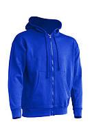 Мужской реглан (толстовка) с капюшоном JHK SWUA HOOD, цвет синий (RB)