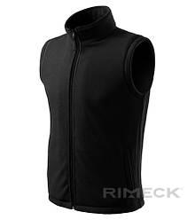 Флисовый жилет ADLER NEXT, цвет черный (01)
