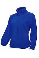 Женская флисовая куртка JHK POLAR FLEECE LADY цвет синий (RB)