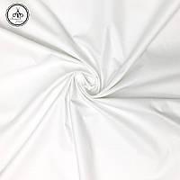 Польская хлопковая ткань белая 220 cм