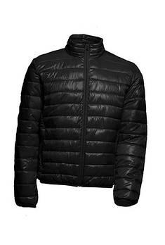 Чоловіча куртка JHK LIGHT JACKET, колір чорний (BK)