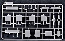 Hanomag SS100 германский тягач. 1/35 TAKOM 2068, фото 2