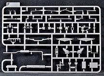 Hanomag SS100 германский тягач. 1/35 TAKOM 2068, фото 3