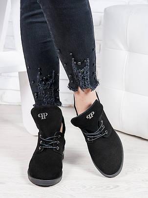 Замшевые ботинки Аврелия 6835-28, фото 2