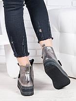 Кожаные ботинки Зарина 6842-28, фото 3