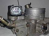 Дроссельная заслонка Nissan Vanette Serena C24 1999-2005г.в. SR20DE 2.0 бензин, фото 5