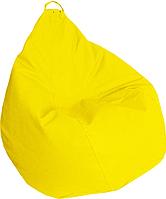 Кресло груша Кожзаменитель Практик Желтый, фото 1
