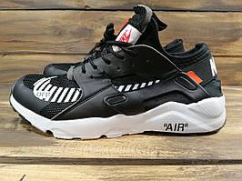 Кроссовки мужские Nike Huarache x OFF-White 00017