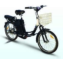 Компактный городской электровелосипед для студентов Skybike Joy