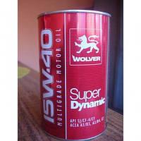 Моторное масло Wolver SUPER DYNAMIC 15W-40 1л