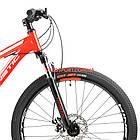 """Горный велосипед Kinetic Profi 26 дюймов 13,5"""" красный, фото 2"""