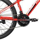 """Горный велосипед Kinetic Profi 26 дюймов 13,5"""" красный, фото 5"""