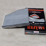 Салонный фильтр Renault Trafic Рено Трафик (2001 г.в.-) Угольный / 7701050319. SHAFER Австрия, фото 6