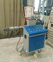 Одновинтовой компактный экструдер (co-extruder) серии SJ продуктивність 10кг/год