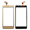 Тачскрин / сенсор (сенсорное стекло) для Impression ImSmart C571 (золотой цвет)