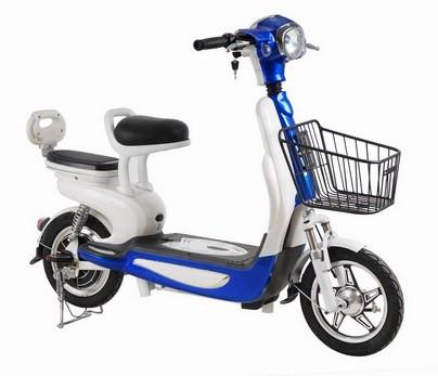 Легкий электровелосипед для школьников Skybike Dream
