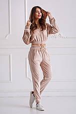 Женский спортивный костюм из бархата №537, фото 3