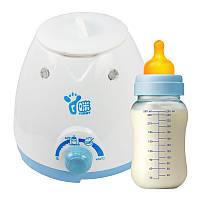 🔝 Электрический подогреватель для бутылочек Yummy YM-18C, прибор для подогрева детского питания | 🎁%🚚