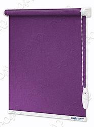Рулонные шторы Luminis Indigo Фиолет Перламутровые